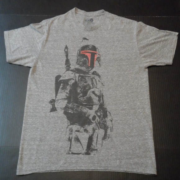 c22d40ce12 Fifth Sun Shirts | Star Wars Tee Boba Fett Size Large | Poshmark